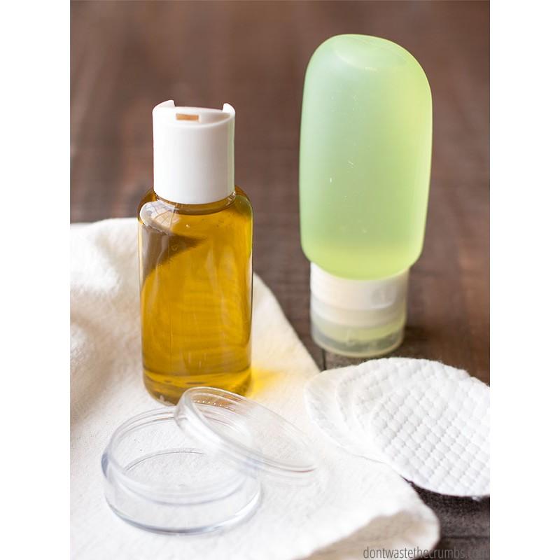 DIY 溫和卸妝油