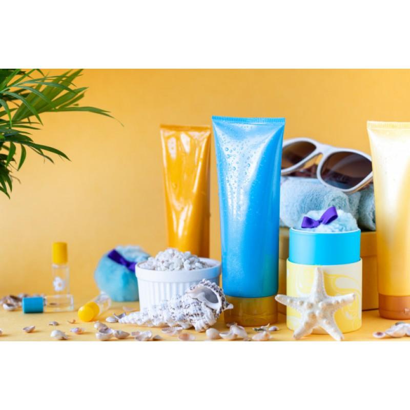 DIY 防曬散粉 DIY護膚品調配配方