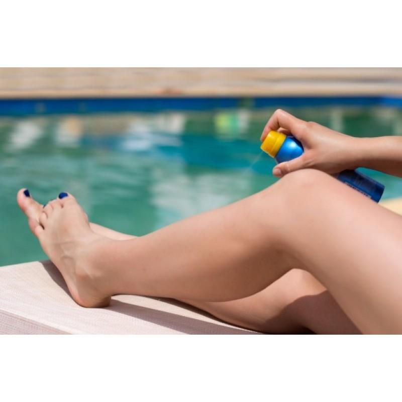 DIY 防曬噴霧|DIY護膚品調配配方