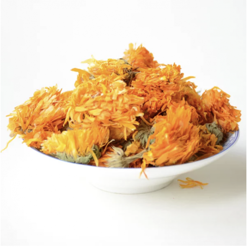 Calendula Officinalis Flower 有機金盞花