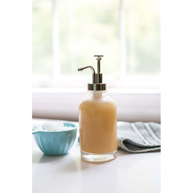 DIY抗菌洗手液