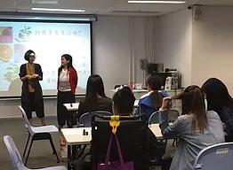 香港專業教育學院(李惠利)X【香薰香油ROLL ON工作坊】