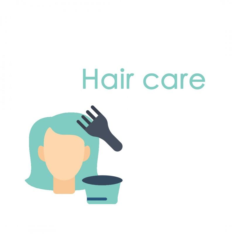 【DIY護膚配方】頭髮護理