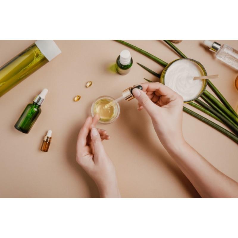 DIY 六層透明質酸保濕精華|DIY護膚品調配配方