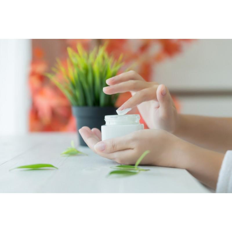 DIY保濕美白面霜|DIY護膚品調配配方